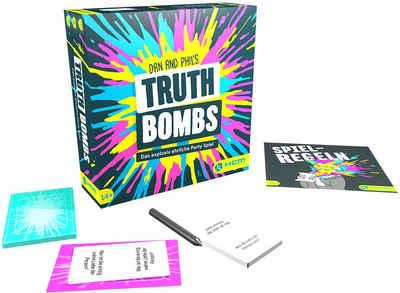 HCM KINZEL Spiel, »Truth Bombs«