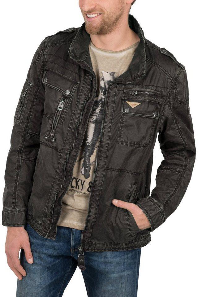 NAGANO Longjacket »YAKUMO« in brown