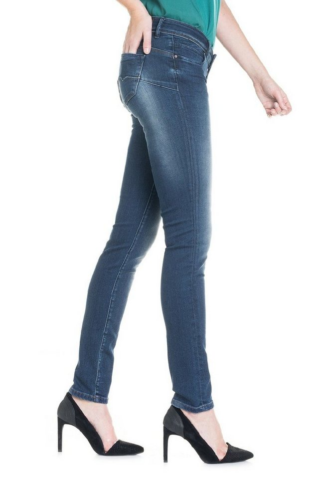 salsa jeans Jean »Push Up/ Shape Up« in Blue