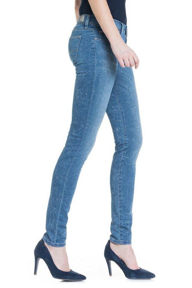 salsa jeans Jean »Comfort/ Slim Colette« in Blue