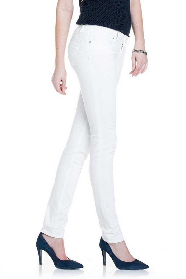salsa jeans Jean »Push Up/ Wonder« in White