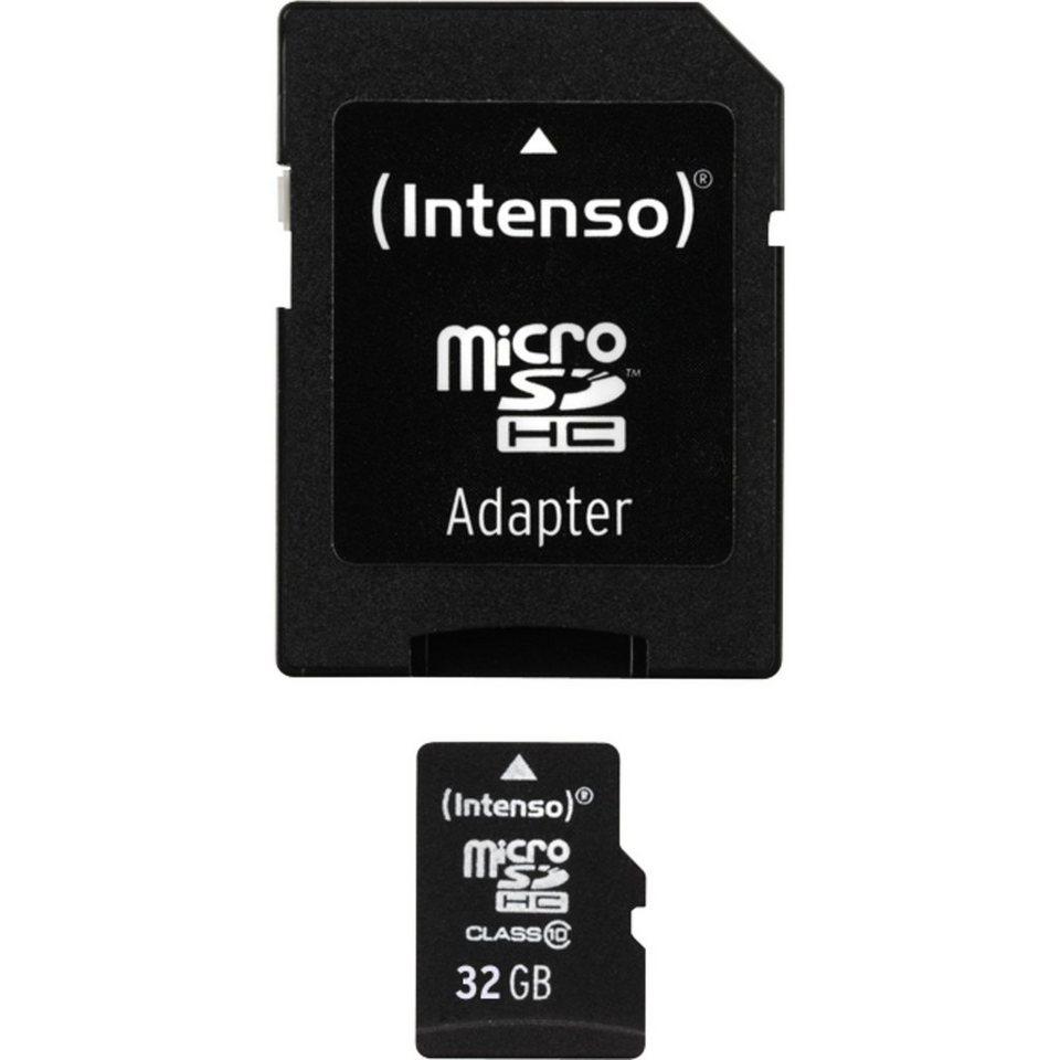 Intenso Speicherkarte »microSDHC 32 GB«