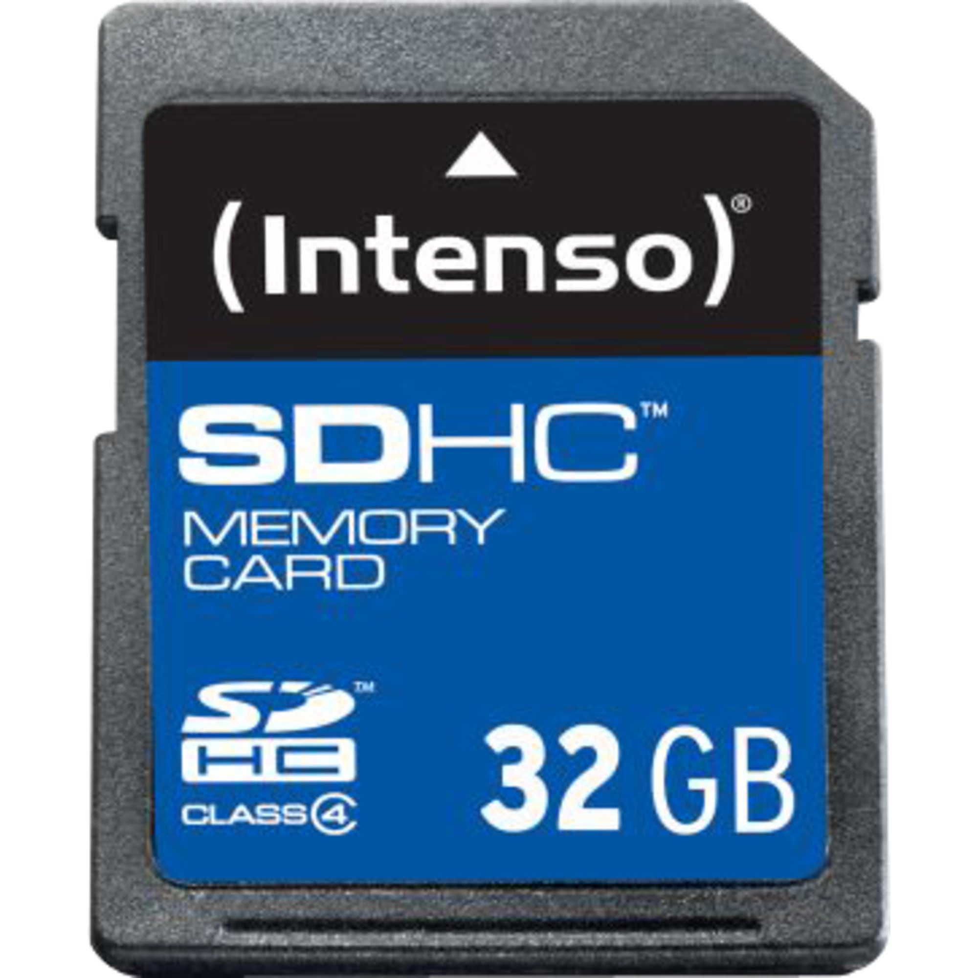 Intenso Speicherkarte »Secure Digital SDHC Card 32 GB«