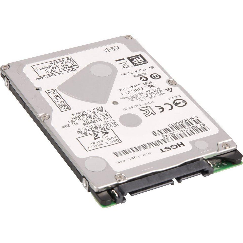 HGST Festplatte »HTS545050A7E680 500 GB«