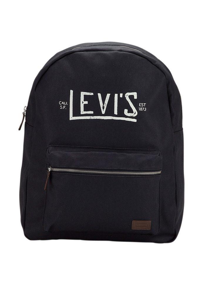 Levis Rucksack aus Canvas