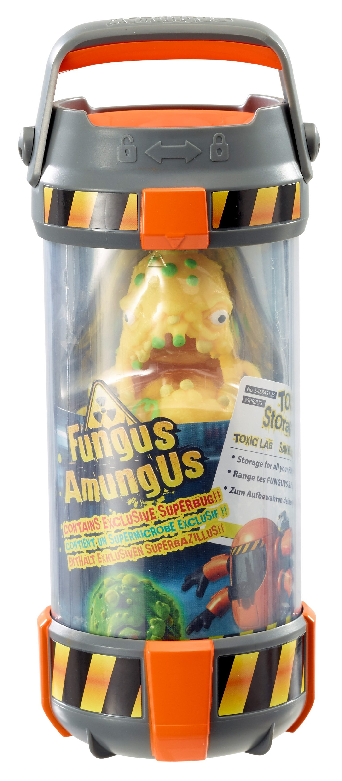 Vivid Fungus Amungus, »Sammelcontainer«