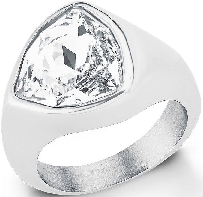 s.Oliver Ring mit Swarovski® Kristall, »SO1447/1-4« in silberfarben