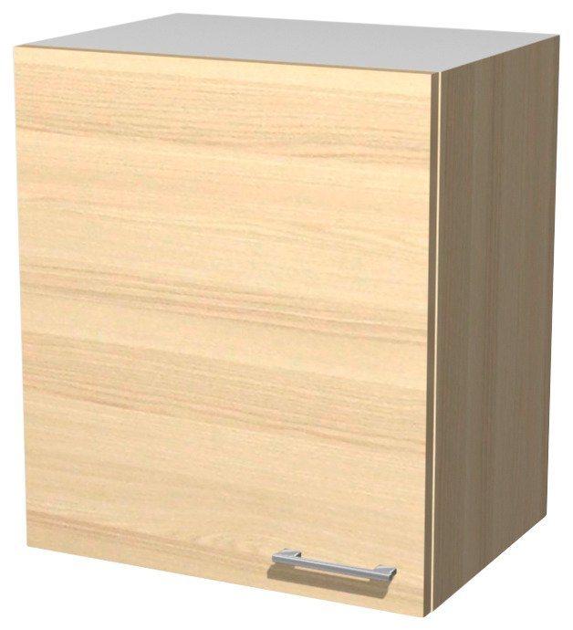 Küchenhängeschrank »Portland«, Breite 50 cm in akaziefarben