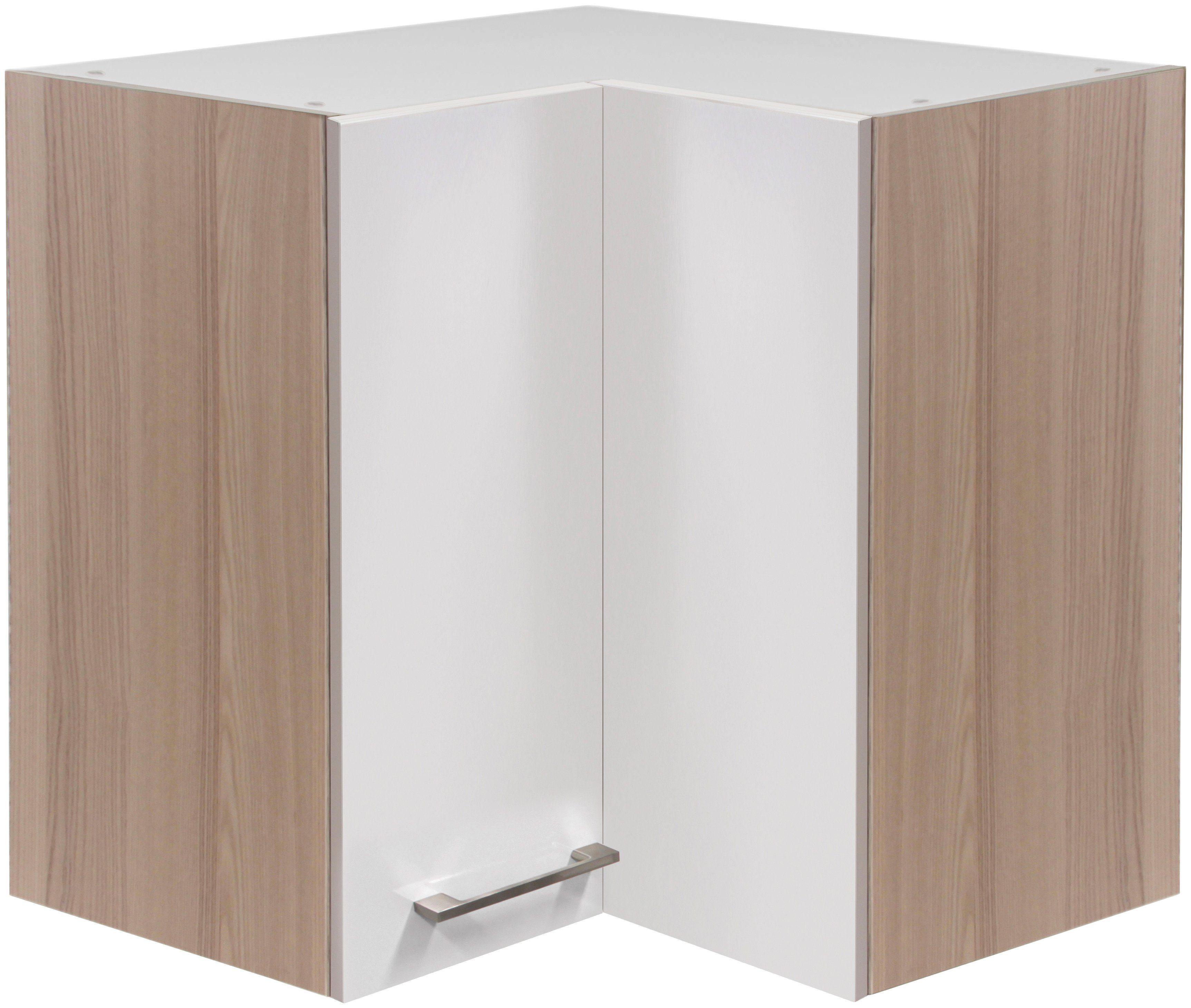 Eck-Hängeschrank »Oregon«, Breite 60 x 60 cm