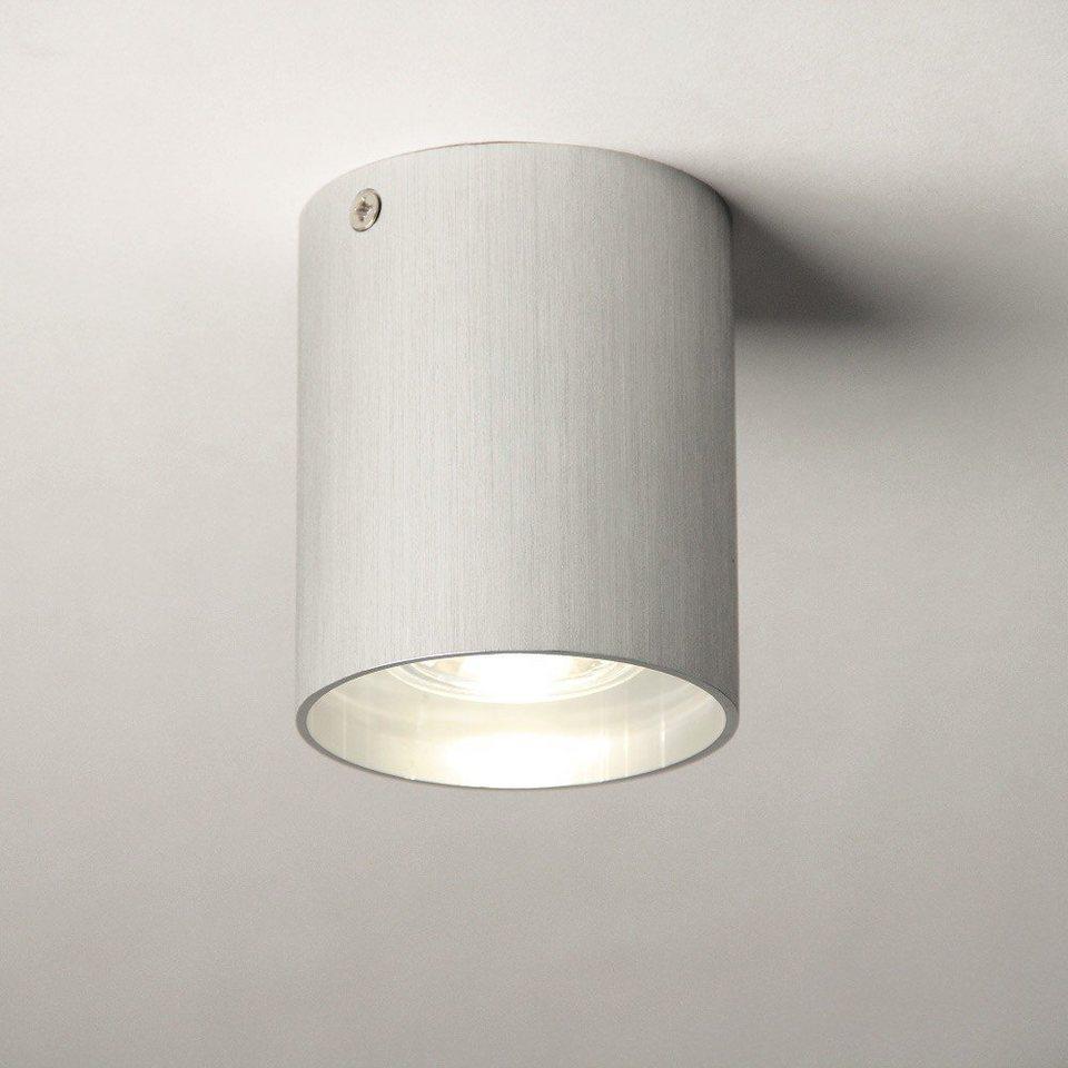 s.LUCE Deckenlampe »Madras Ø 8 cm« in Silber