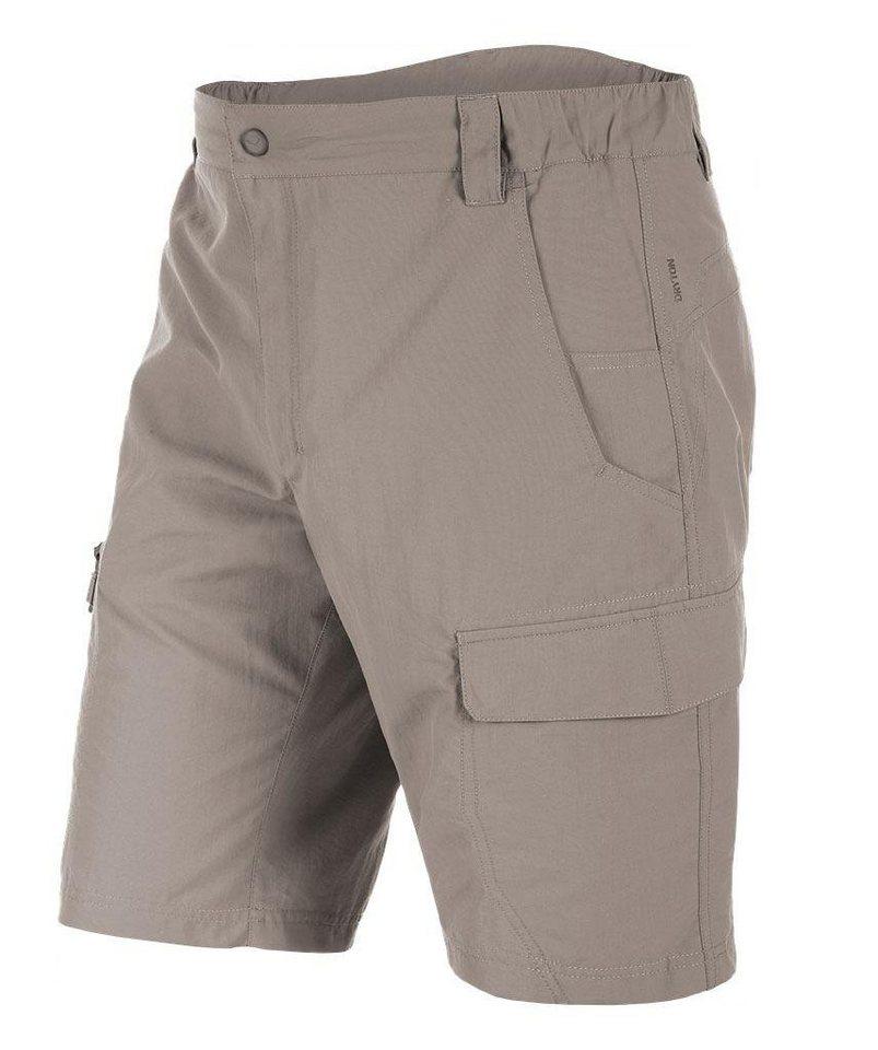 Salewa Hose »Fanes Seura 2 Shorts Men Dry« in grau
