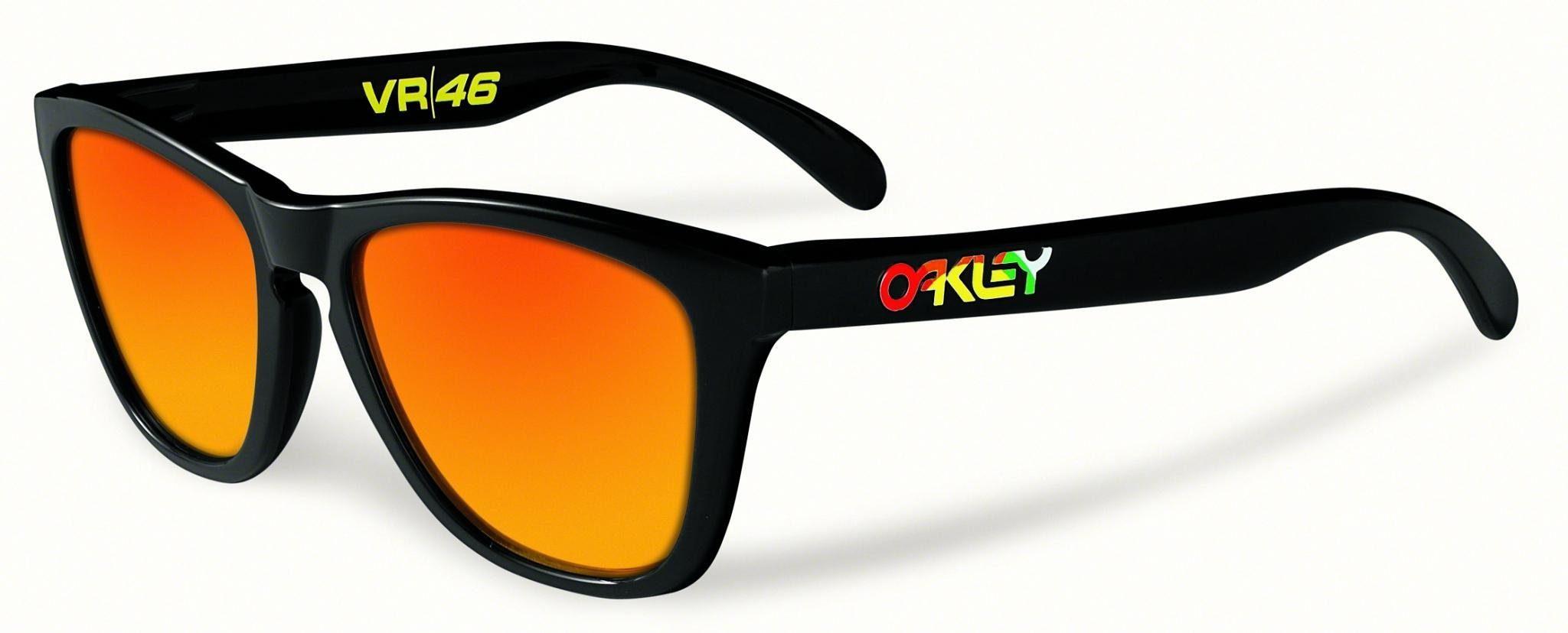 Oakley Sportbrille »Frogskin«