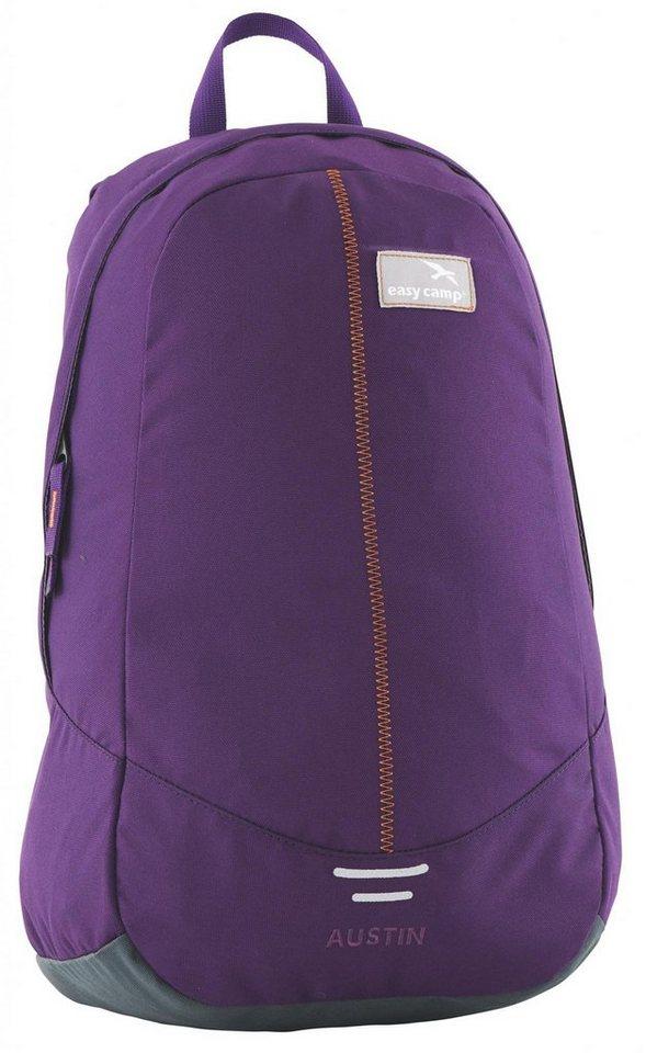 Easy Camp Sport- und Freizeittasche »Austin Backpack« in lila