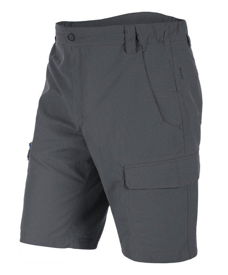 Salewa Hose »Fanes Seura 2 Shorts Men Dry« in schwarz