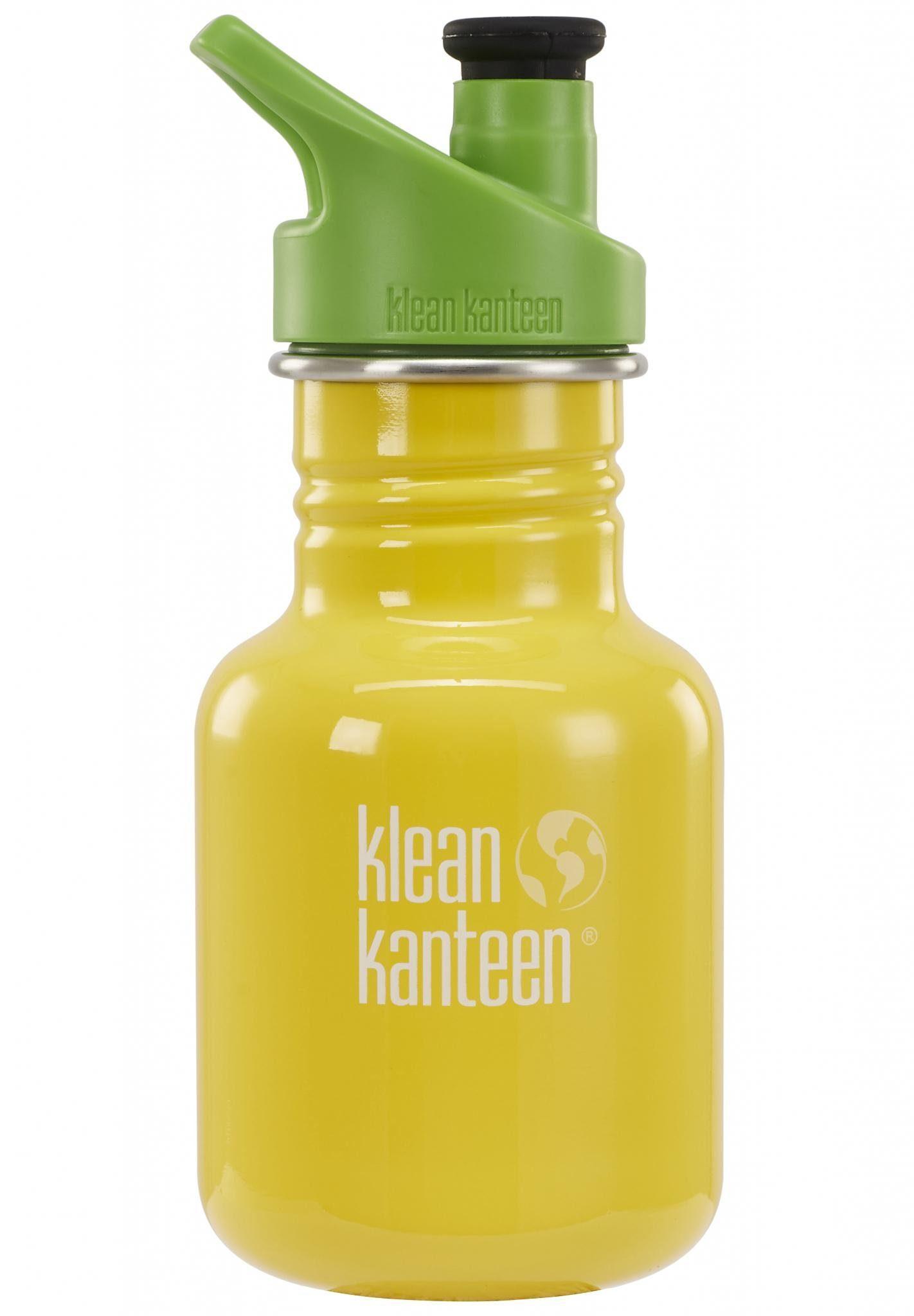 Klean Kanteen Trinkflasche »Kid Kanteen Sport Cap 3.0 Trinkflasche 355ml«