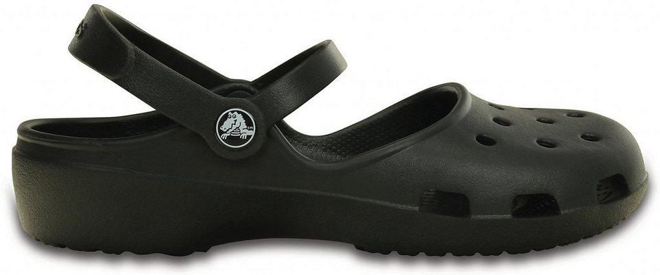 Crocs Sandale »Karin Clogs Women« in schwarz