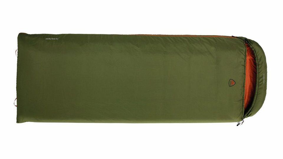 Robens Schlafsack »Far Away Square Sleeping Bag« in oliv
