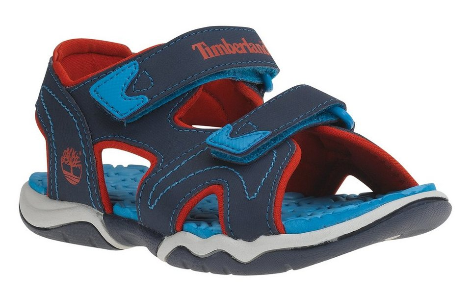 Timberland Sandalen »Adventure Seeker Sandals Youth 2-Strap« in blau
