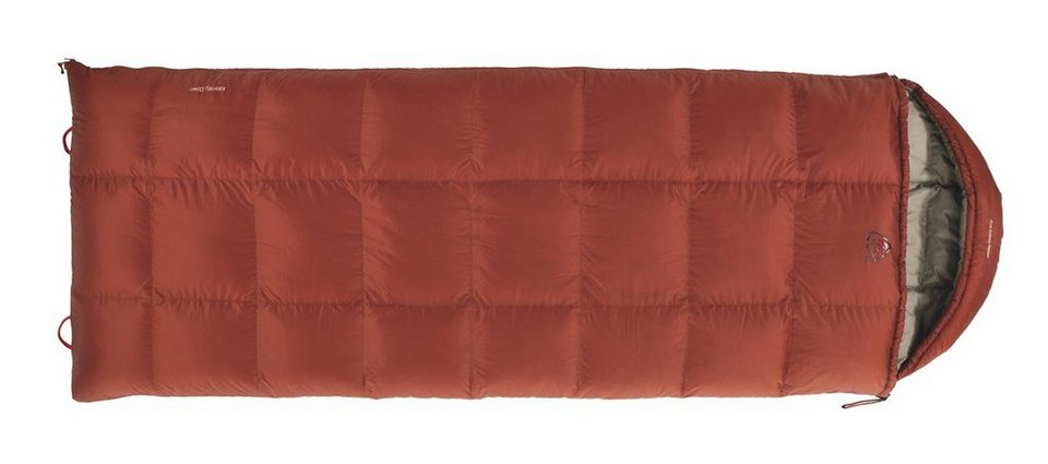 Robens Schlafsack »Killarney Down Sleeping Bag« in rot