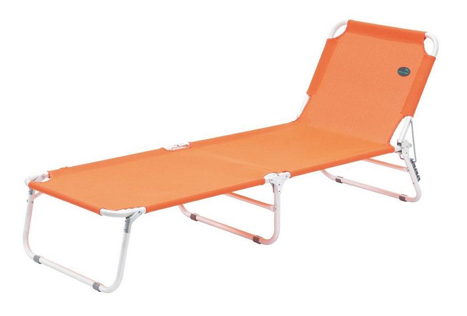 Easy Camp Bett & Liegen »Hydra Lounger« in orange