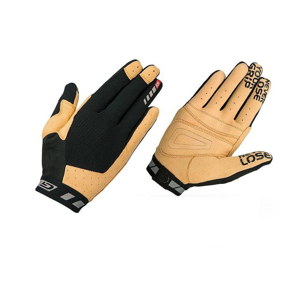 GripGrab Fahrrad Handschuhe »Vertical Handschuhe« in schwarz