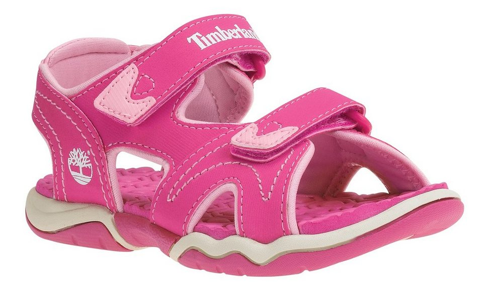Timberland Sandalen »Adventure Seeker Sandals Youth 2-Strap« in pink