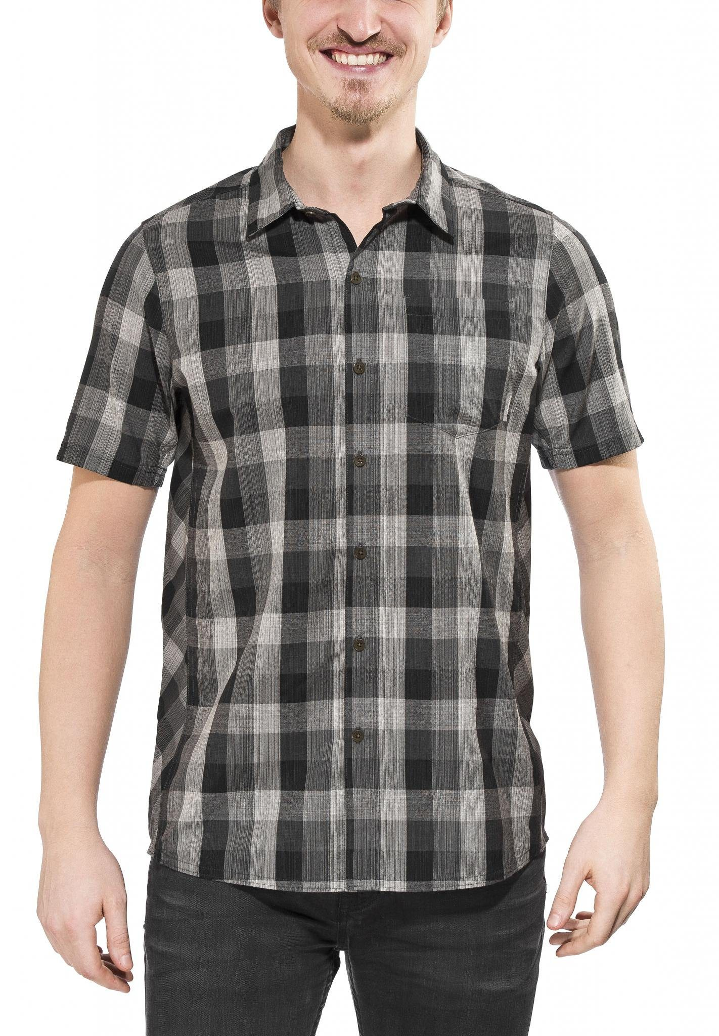 Icebreaker Hemd »Departure II SS Shirt Plaid Men«