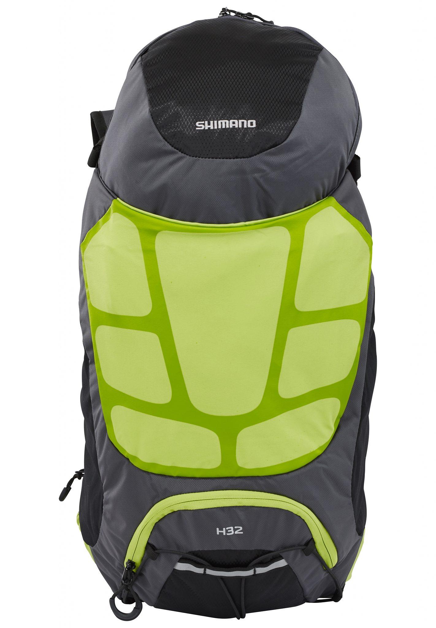 Shimano Rucksack »Hotaka Rucksack 32 Liter ohne Trinkblase«