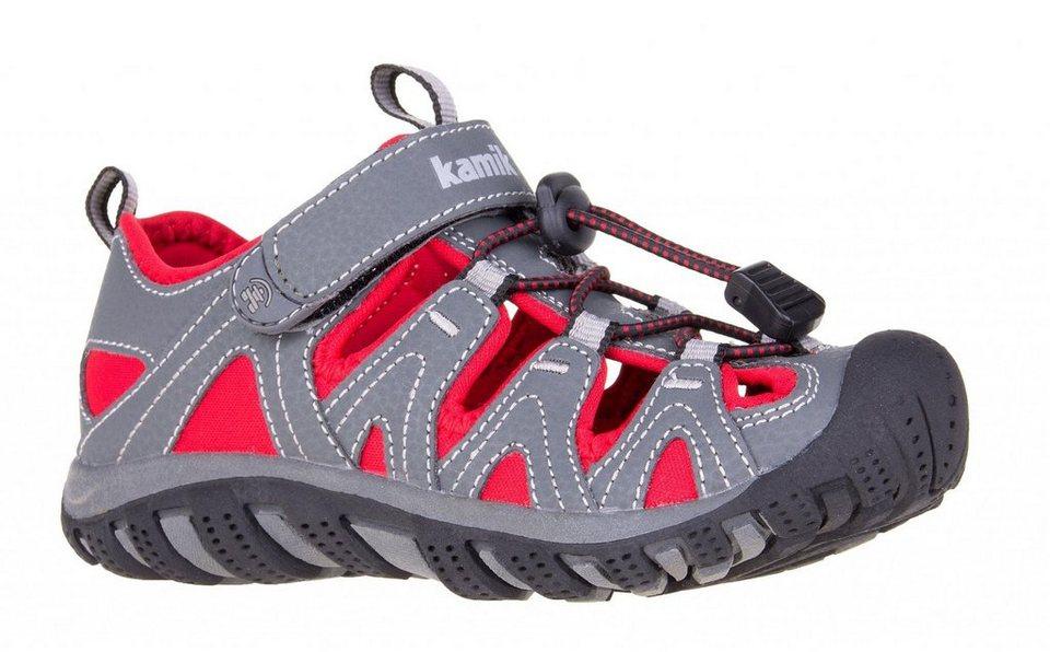 Kamik Sandalen »Moorings Shoes Kids« in rot