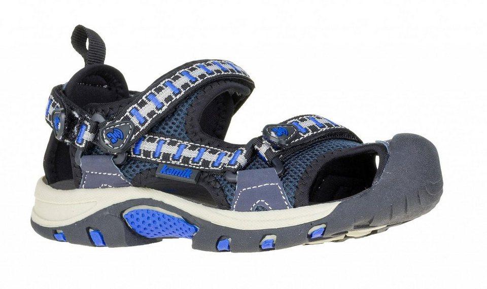 Kamik Sandalen »Jetty Shoes Kids« in blau