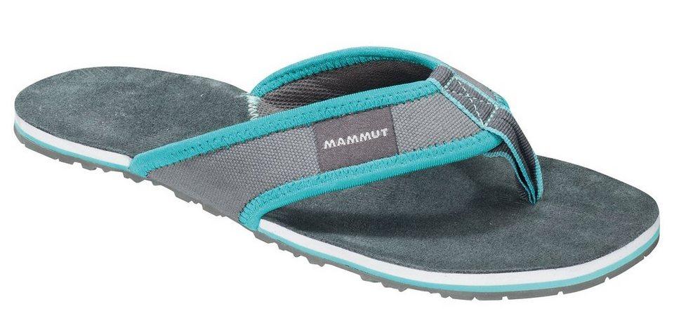 Mammut Infradito »Sloper Sandals Women« in grau