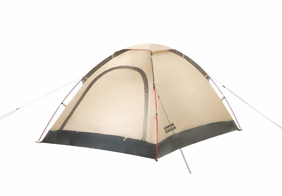 CAMPZ Zelt »Nevada Zelt 2P« in beige