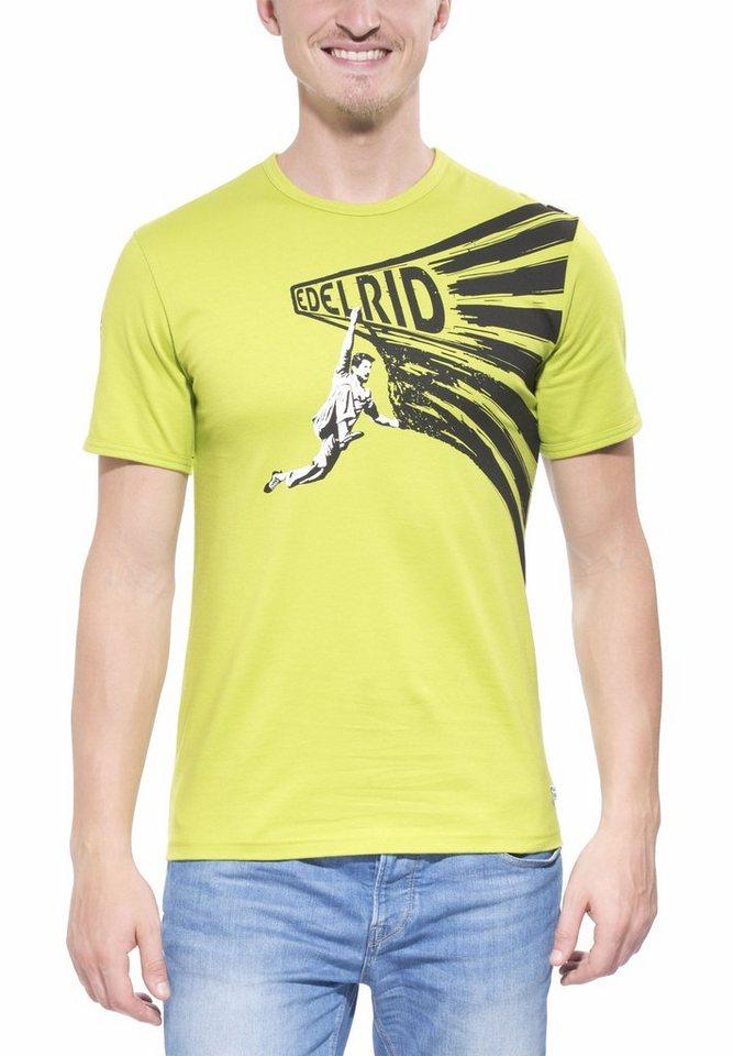 Edelrid T-Shirt »Gearleader T-Shirt Men« in grün