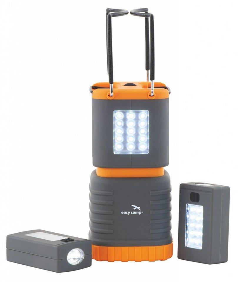 Easy Camp Camping-Beleuchtung »Sinai Lantern« in grau