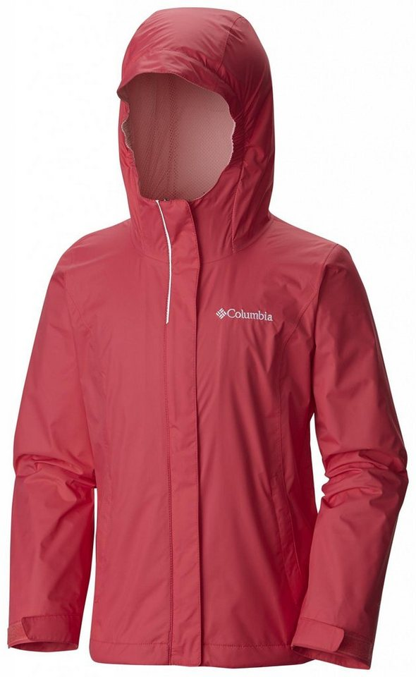 Columbia Outdoorjacke »Arcadia Jacket Girls« in pink