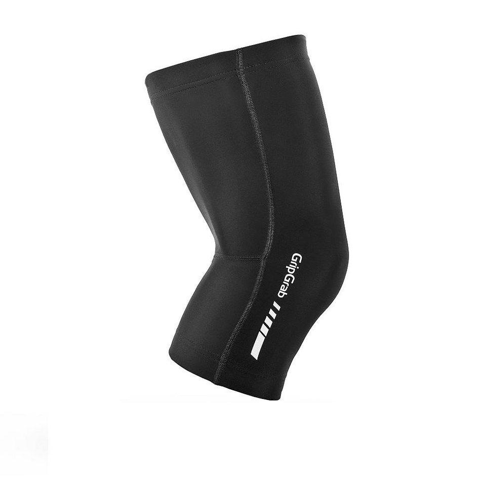 GripGrab Armling »Knee Warmers« in schwarz