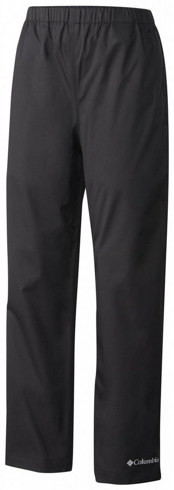 Columbia Hose »Trail Adventure Pant Youth« in schwarz