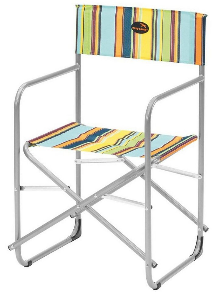 Easy Camp Camping-Stuhl »Cura Folding Chair« in gelb