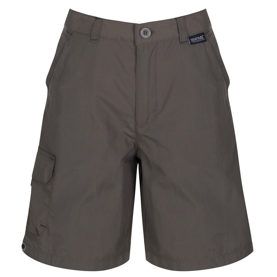 Regatta Hose »Sorcer Short Kids« in oliv
