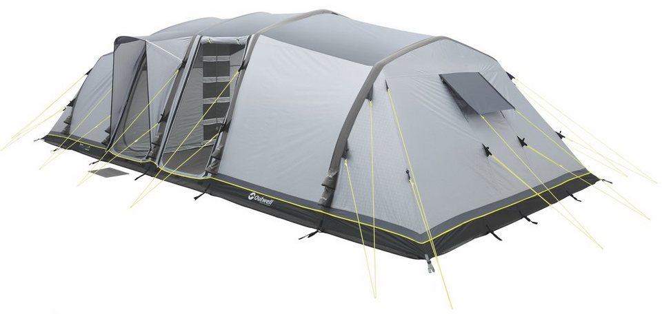 Outwell Zelt »Concorde 10AC Tent« in grau