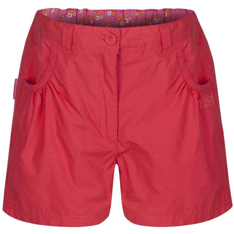 Regatta Hose »Doddle Short Girls« in rot