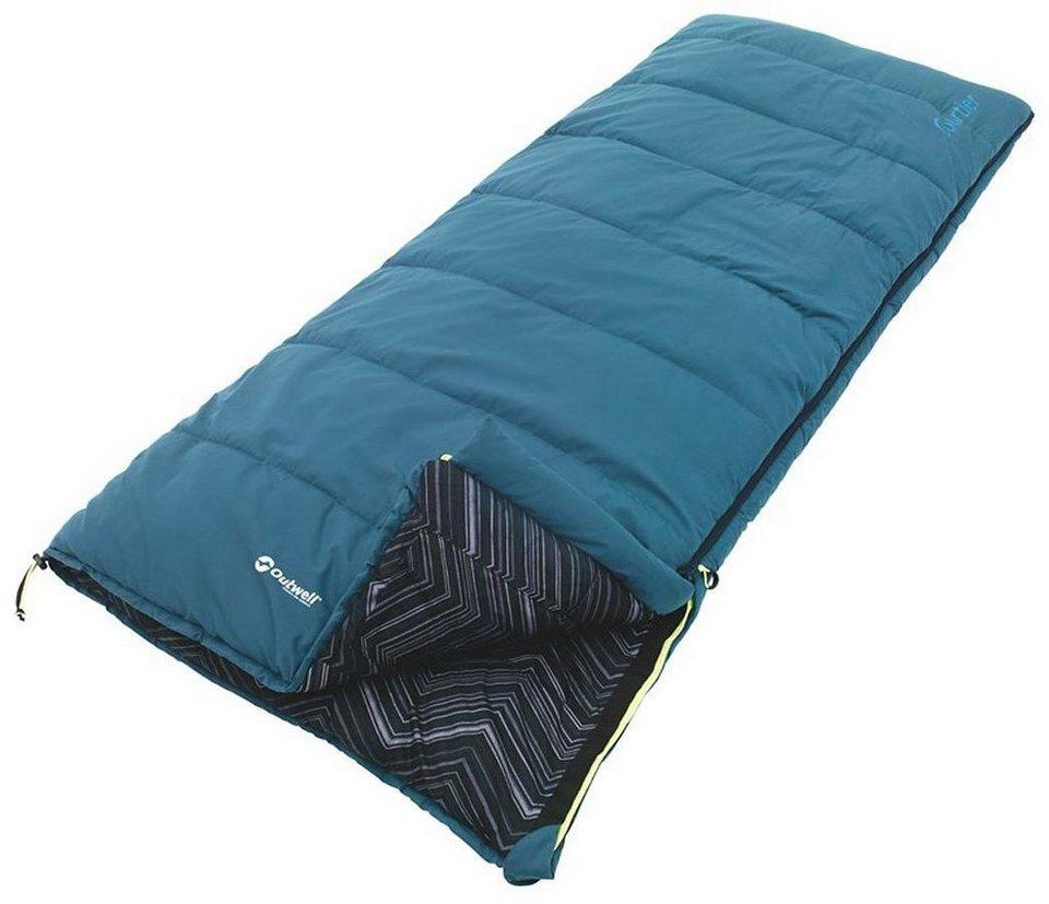 Outwell Schlafsack »Courtier Sleeping Bag« in blau