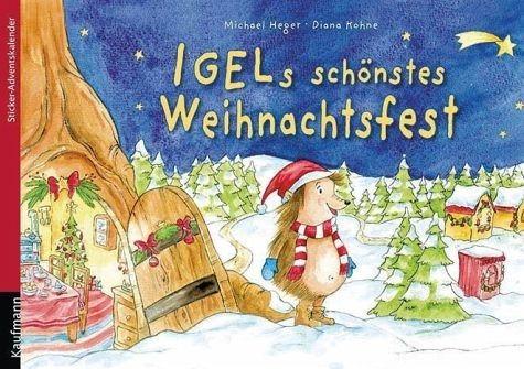 Heft »Igels schönstes Weihnachtsfest«