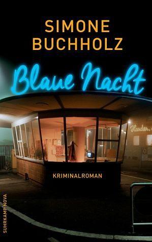 Broschiertes Buch »Blaue Nacht / Chas Riley Bd.6«