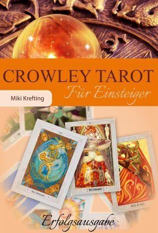 Broschiertes Buch »Crowley-Tarot«