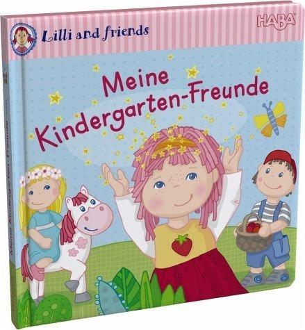 Gebundenes Buch »Freundebuch: Lilli and friends - Meine...«