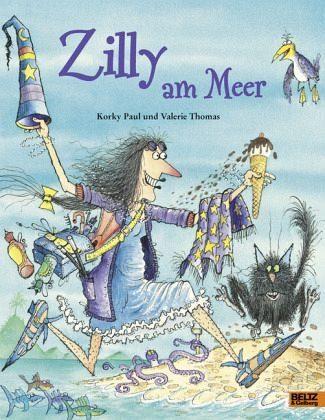 Gebundenes Buch »Zilly am Meer«