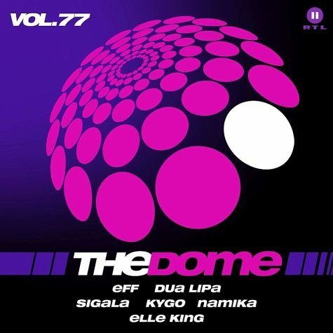 Audio CD »Various: The Dome Vol.77 (2 CDs)«