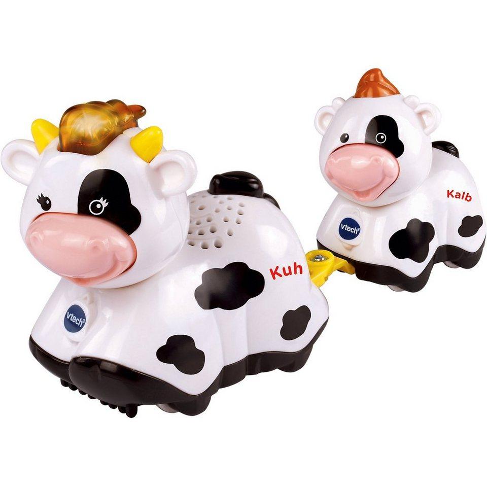 Vtech Tip Tap Baby Tiere - Kuh & Kalb Kunigunde & Kira