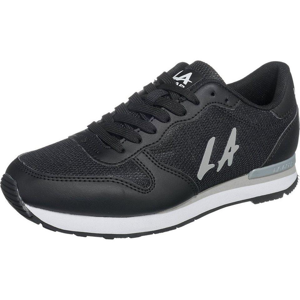 LA Gear Paradise Sneakers in schwarz